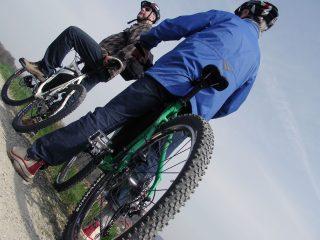 Mit dem Rad durch den Chiemgau. Foto: Landwehr